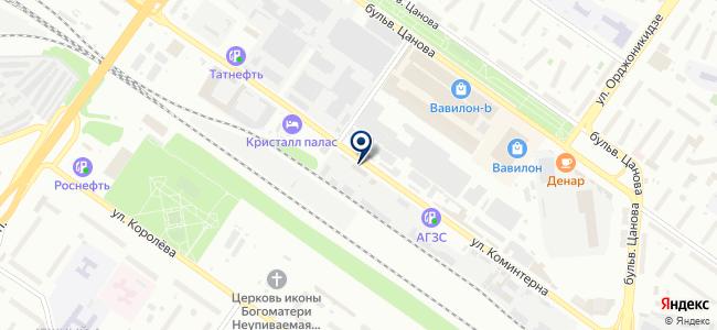 ЭнергоЭксперт, ООО на карте