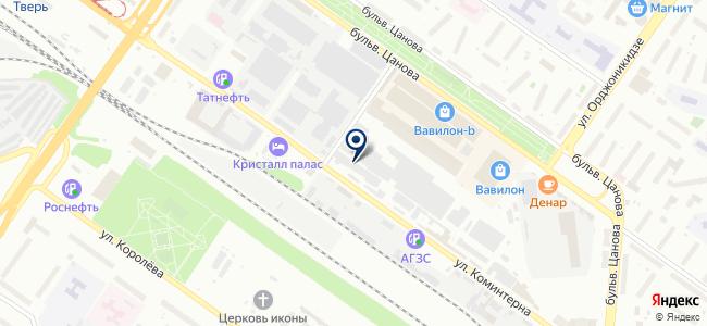 Магазин отделочных материалов и инструмента, ИП Муртазин Р.М. на карте