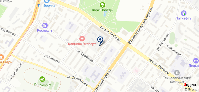 Рубанок-Сервис, сервисный центр на карте