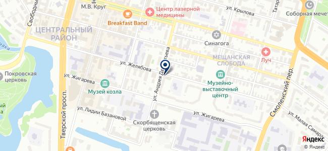 Микрокомсервис, ООО на карте
