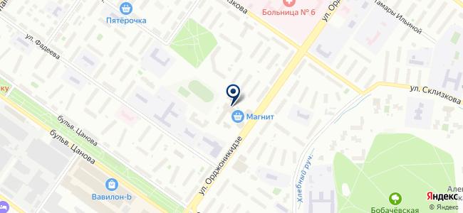 Магазин бензоэлектроинструмента, ИП Писарев В.А. на карте