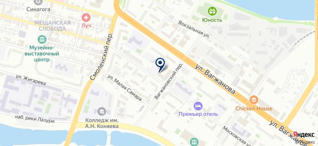 Прогресс Сервис, торгово-монтажная компания на карте