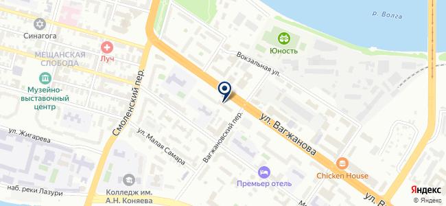 CHIP69 на карте