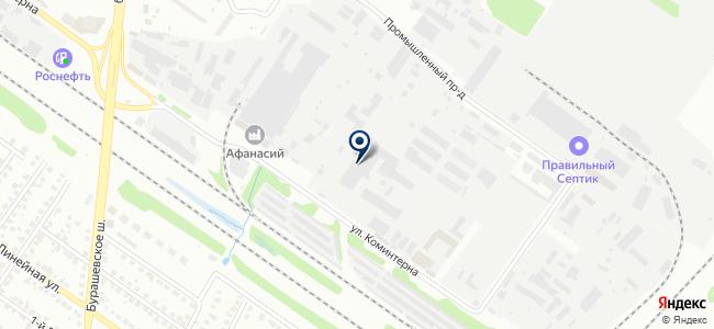 ЕвроСтиль, ООО, торговая компания на карте