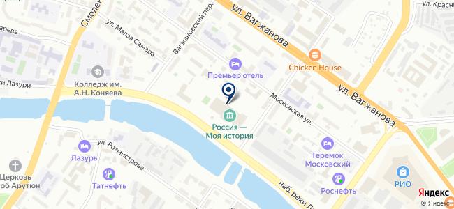 ГЭТ, МУП Городской Электрический Транспорт на карте