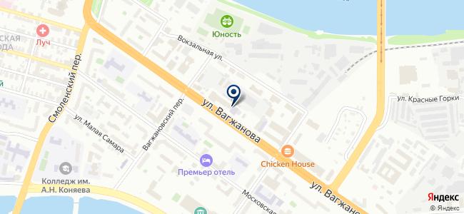 ТверьСвет.ру, торговая компания на карте