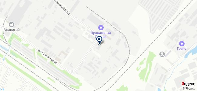 Элеком, ООО, электромонтажная компания на карте