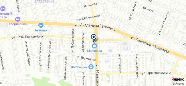 ИнкомСмарт, ООО, инженерная компания на карте