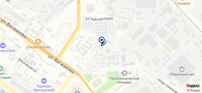Феникс, ООО на карте