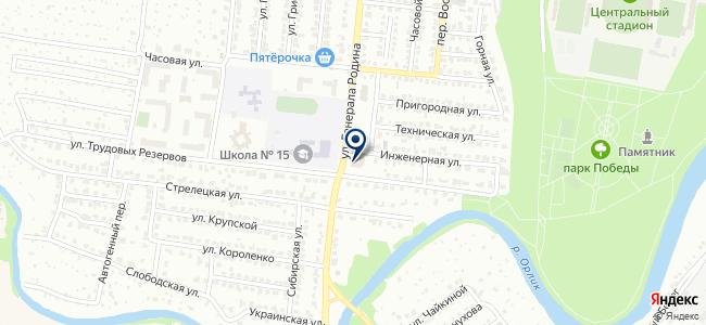 МасТек, ООО на карте