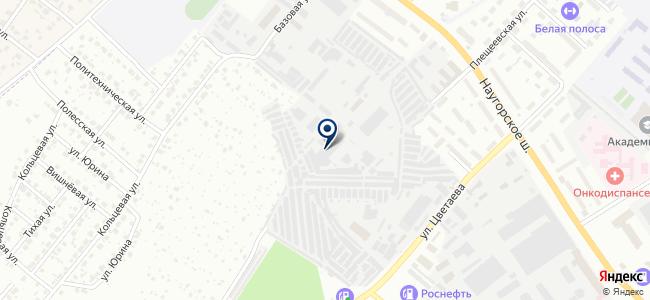 Пумос, ЗАО на карте