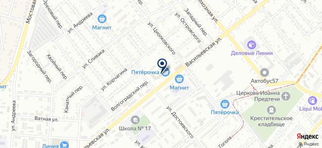 Макрос на карте