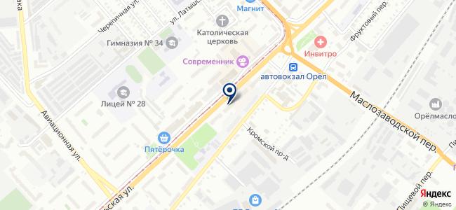Промжилстрой, ООО на карте
