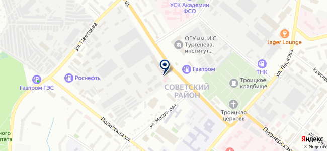 Система-Центр, ЗАО на карте