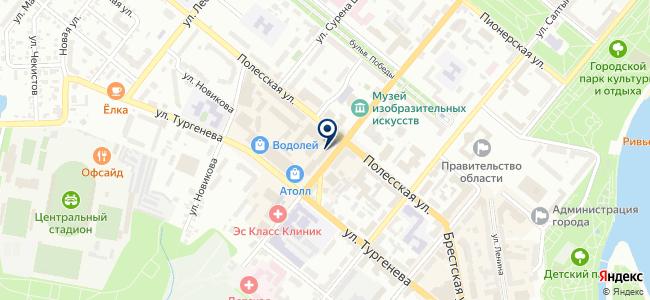 MTQ.ru на карте