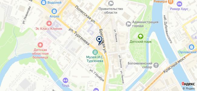 Профиль-Ком на карте