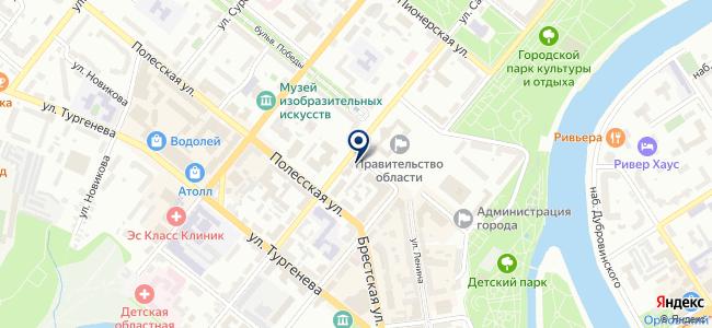 КДС, ООО на карте