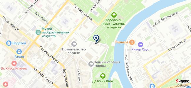 Электромонтаж, ООО на карте