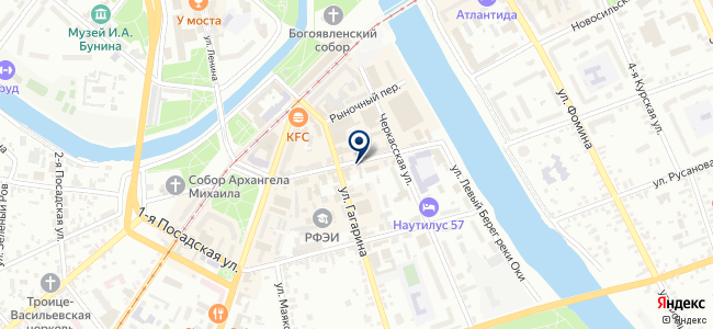 СВЕТ, ООО на карте
