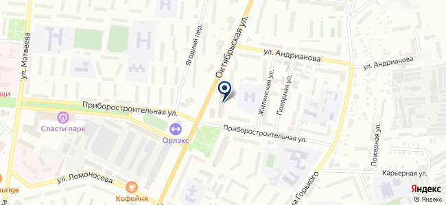 Монтажно-ремонтная компания на карте