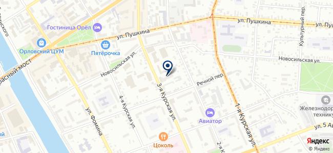 Эдэм на карте