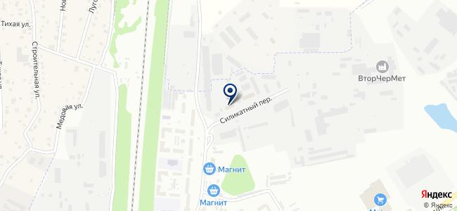 Трубодеталь, ООО на карте