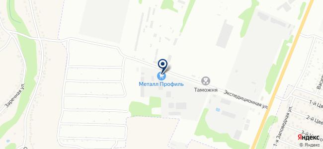 Фарбен-Курск на карте
