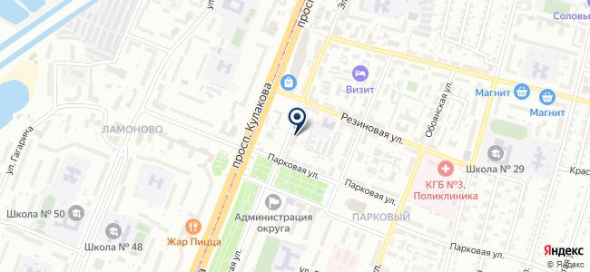 Сантехника электротовары на карте