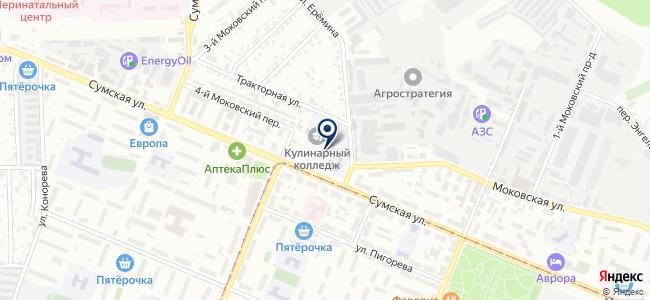 Электропартия на карте