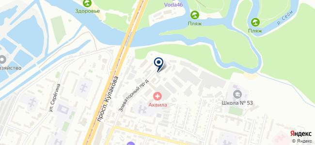ИнТехЭлектроСтрой на карте