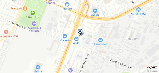 ЭНКОР-ИНСТРУМЕНТ на карте