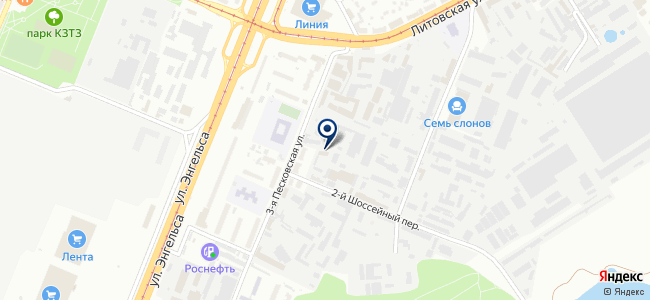 Модуль-Н на карте