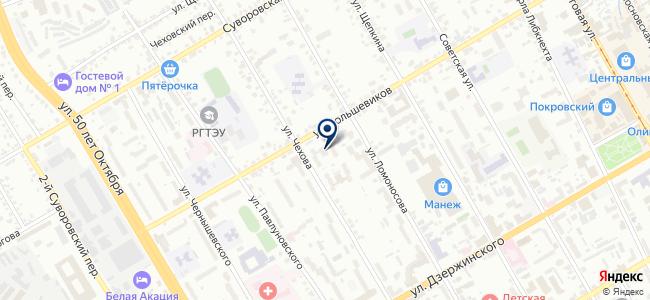 ТЕСО, ООО на карте