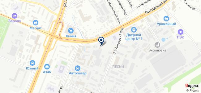ИМПЭКС, ООО на карте