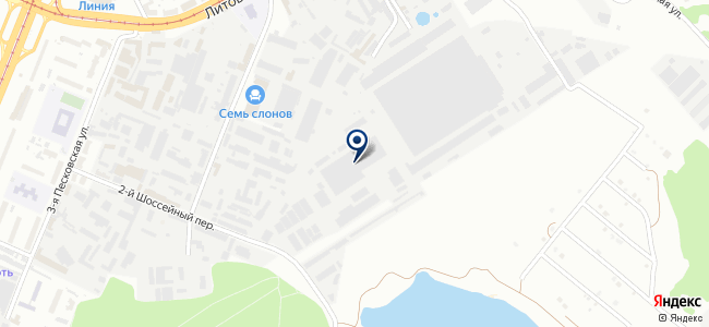 Еврокабель, ООО на карте