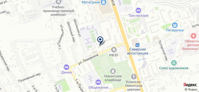МАШДЕТАЛЬ, ООО на карте