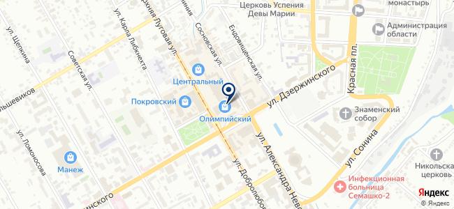 Аудио-Профи на карте