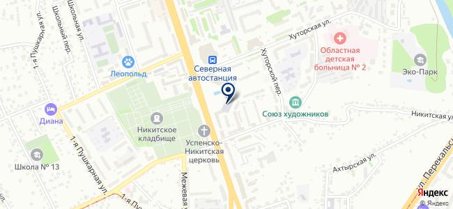 ПромТехЭнергоСнабСбыт на карте