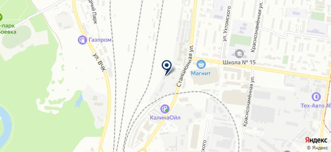 Мастерская по ремонту электродвигателей на Станционной, 39 на карте