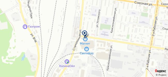 МЕРИДЕНЭЛЕКТРО на карте