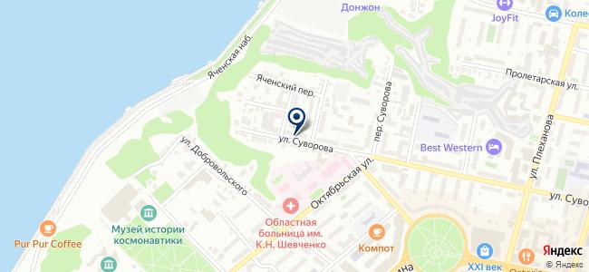 Пиранья-монтаж, ООО на карте