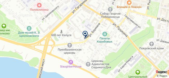 ЭлектроКомплект, оптово-розничный магазин на карте