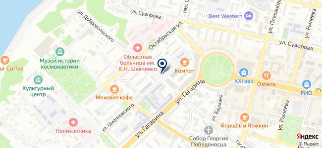 НМС Рус, ООО, инженерно-технический центр на карте