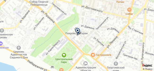 Энергомаш, ЗАО на карте