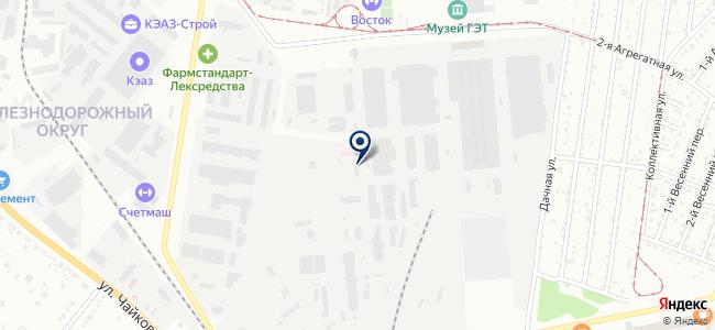 Ремонтно-Строительное Управление №2, ООО на карте