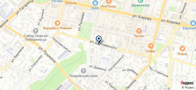 Электросфера, магазин электротоваров на карте