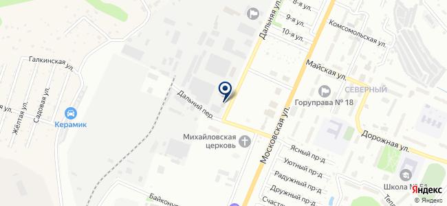 ЭлектроЗапчасть, ООО на карте