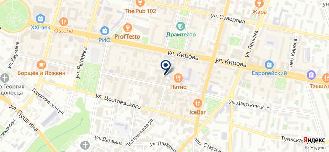 ХимПрибор на карте