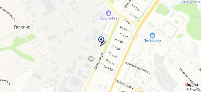 Борей-С, монтажная компания на карте