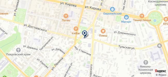Фэст-Имидж, торговая компания на карте